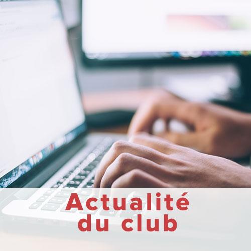 Nouveau site internet judo club saint barthelemy d'anjou