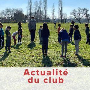 Reprise cours avril 2021 Judo club saint barthelemy d'anjou