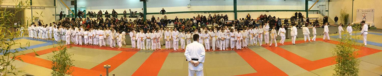 bandeau judo club saint barthélemy d'anjou